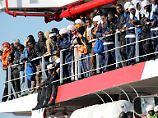 Hilfe für Flüchtlinge: Italien erhöht Druck auf EU-Partner