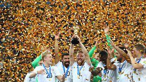 Nationalelf der Zukunft: Deutsche Perspektivspieler räumen beim Confed Cup ab