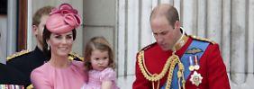 Deutschland-Trip mit den Kindern: Britische Royals besuchen Berlin-Marzahn