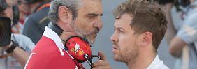 Einmal durchatmen - Sebastian Vettel hat von der Fia vermeintlich einen Geburtstagsbonus erhalten.