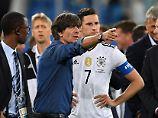 """Die deutschen """"Menschenfresser"""": Die Fußballwelt zittert, nur Löw mahnt"""