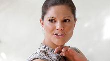 """""""Die Angst ist geblieben"""": Schwedens Victoria spricht über Magersucht"""