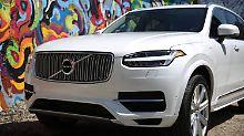 """""""Neues Kapitel"""" ab 2019: Volvo will weg von Benzin und Diesel"""