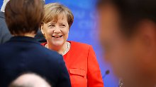Stern-RTL-Wahltrend: Merkel hätte sogar vier Koalitionsoptionen