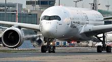 Riesen-Auftrag für Airbus: China bestellt Flugzeuge für 23 Milliarden