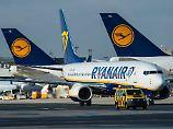 Gebührenstreit am Großflughafen: Fraport kommt Lufthansa entgegen