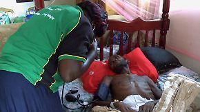 Qualvoller Tod im Hinterzimmer: Krebskranke Ugander leiden im Verborgenen
