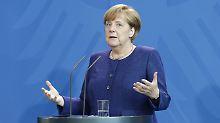 Kriege, Klima, Handelspolitik: Merkel nennt Erwartungen an G20