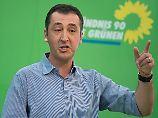 Cem Özdemir ist Bundesvorsitzender von Bündnis 90/Die Grünen und ist einer der beiden Spitzenkandidaten der Partei für die Bundestagswahl im Herbst.