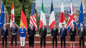 Heikle Themen bei G20: Wirtschaftsnationen müssen Zusammenbruch verhindern