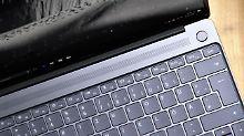 Hat Huawei das bessere Macbook?: Matebook X ist ein echtes Topmodell