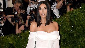 Promi-News des Tages: Kim Kardashian verbietet Hip-Hop für Leihmutter