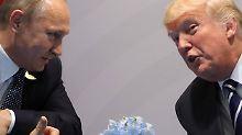Zunächst für Südwesten Syriens: USA und Russland verabreden Waffenruhe