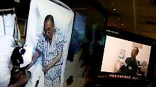 Westliche Ärzte in Shenyang: Nobelpreisträger Liu will ins Ausland