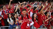 Bayern und BVB auf Asientour: Hoeneß verteidigt Marketingreisen