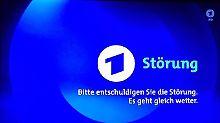 """""""LIVE ... der Schwarze Block"""": Sendestörung bei """"Anne Wills"""" G20-Talk"""