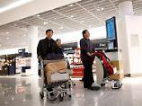 Chinesische Touristen kaufen in Deutschland (wie hier im Duty-Free-Shop am Flughafen Frankfurt) jährlich für mehrere Milliarden ein.