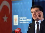 Der türkische Wirtschaftsminister Nihat Zeybekci darf nicht in Österreich vor Landsleuten in der Alpenrepublik sprechen.