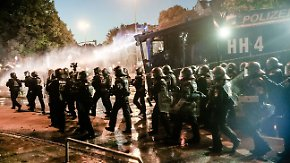 Aufarbeitung der G20-Krawalle: Politik fordert europäische Extremisten-Datei