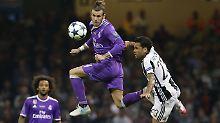 Der Sport-Tag: Gareth Bale liebäugelt mit der Bundesliga