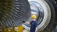 Konzern sieht sich als Opfer: Siemens-Pleite im Streit um Krim-Turbinen