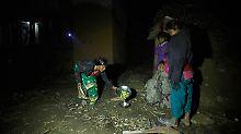 Verbannt wegen Menstruation: 19-Jährige stirbt wegen Chhaupadi