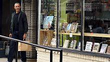 Der Verlag, bei dem Ex-US-Präsident Obama seine Memoiren schreibt, wird künftig von Bertelsmann kontrolliert.
