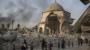 Kampf gegen IS in Mossul: Amnesty wirft US-Allianz Kriegsverbrechen vor