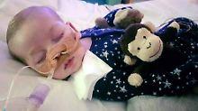 Emotional aufgeladener Streit: Der Fall des todkranken Babys Charlie