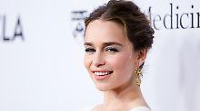 Nackt-Feminismus: Emilia Clarke verteidigt Sex-Szenen