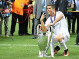 Ronaldo bestreitet den Vowurf der Steuerhinterziehung. Er habe lediglich ein legales Konstrukt unterhalten.