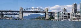 Sightseeing mit Rad oder Kajak: Vancouver-Touren aus neuer Perspektive