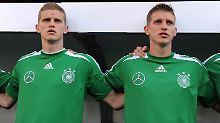 Fußballzwillinge für Bayer: Leverkusen setzt auf Bender-Doppel