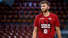 Bayern-Star im NBA-Anflug: Kleber macht's wie Wunderkind Nowitzki