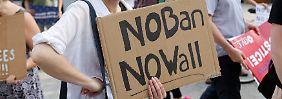 Großeltern dürfen doch in USA: Richter entschärft Einreisebann