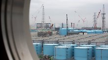 Verstrahltes Wasser in Fukushima: Tepco will Tritium ins Meer ablassen