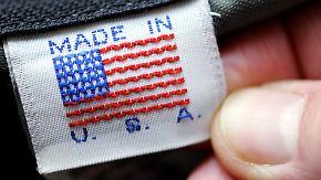 Kurz vor Handelskrieg?: Trump droht Europa