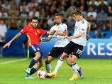 Der Sport-Tag: Real Madrid gewinnt Wettbieten um U21-Star