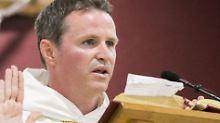 Halleluja!: Ex-Fußball-Profi ist jetzt Priester