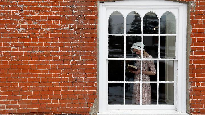 Nicht nur im Jane Austen House in Chawton wird die Autorin verehrt.