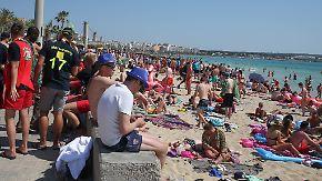"""Wir bewältigen nur noch"": Touristen bescheren Mallorca Rekordsommer"