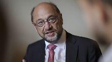 Aufnahme von Flüchtlingen: Schulz bietet EU-Staaten finanziellen Anreiz
