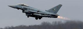 Eurofighter-Einsatz am Himmel: Maschine aus Hurghada löst Luftalarm aus