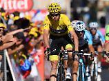 Kein Tour-Happy-End für Martin: Froome gewinnt Gelb-Schlacht, Mollema siegt