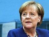 Gegen Rücktritt von Scholz: Merkel verteidigt G20-Gipfel in Hamburg