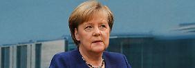 """""""Ist doch schön"""": Die Methode Merkel in einem Satz"""