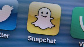 Facebook und Instagram stärker: Konkurrenz zieht an Snapchat vorbei