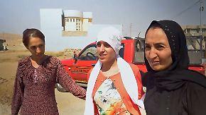 Neunmal zwangsverheiratet: Befreite Jesidin berichtet vom Horror als IS-Geisel