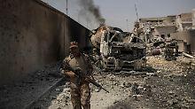 Sachsens Behörden prüfen Bericht: 16-jährige IS-Kämpferin in Mossul gefasst?