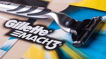 Aus für billige Ersatzklingen: Gillette siegt im Streit mit Wilkinson
